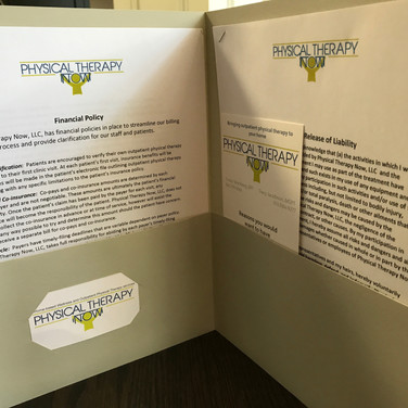 Physical Therapy Now Branding
