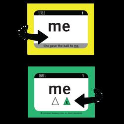 Readmoji Flashcards