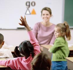 Image of Readmoji in classroom
