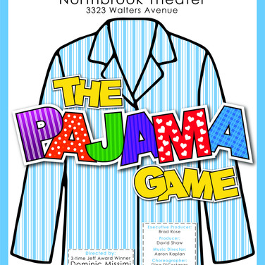Highland Park Players The Pajama Game