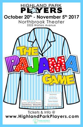 The Pajama Game Large Ad
