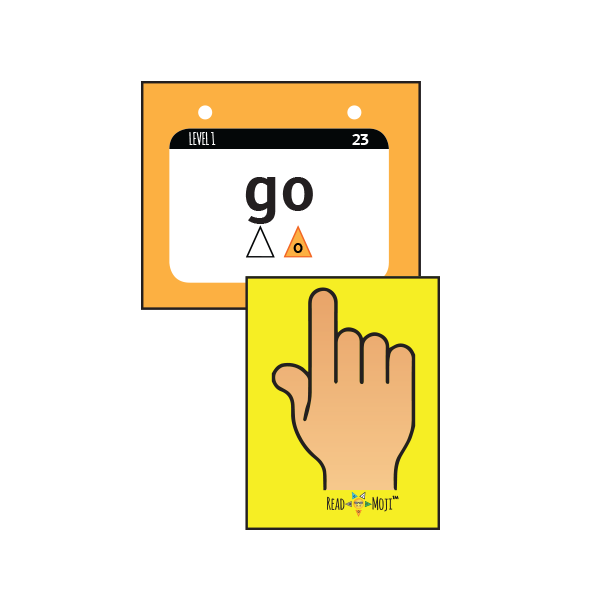 Example of pointer card