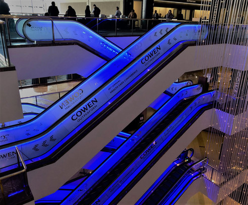 Escalator Wraps