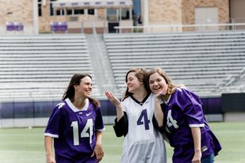 Erin, Megan, & Katie