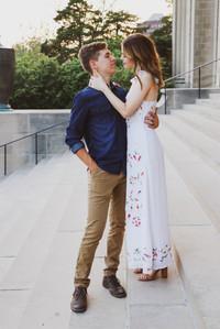 Lauren & Mitchell Robinson
