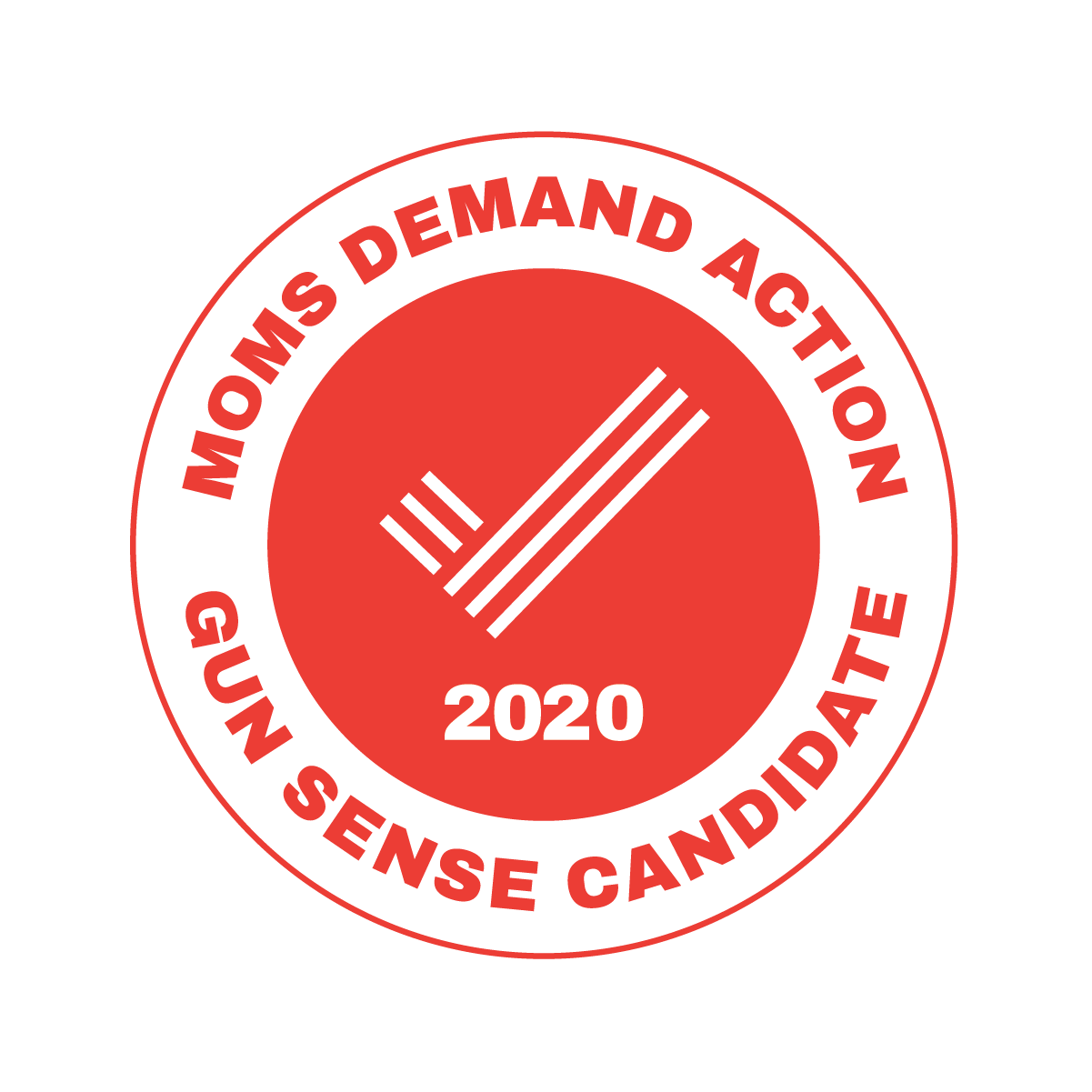 Moms Demand Action name Samuel Vilchez Santiago a gun sense candidate
