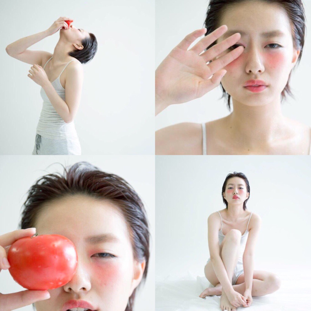 Japanese Makeup style Creation Shoot