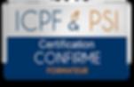 Logo ICPF & PSI Confirme Formateur.png