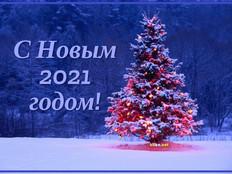 2021 новый год
