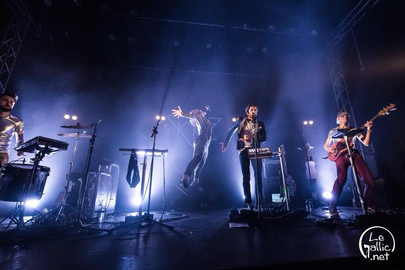Kiz concert ©Vincent Le Gallic