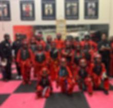 Atlanta Martial Arts Academy.  My sparri