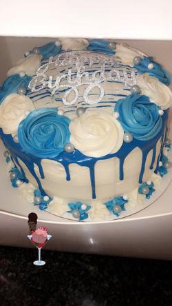bluedripcake