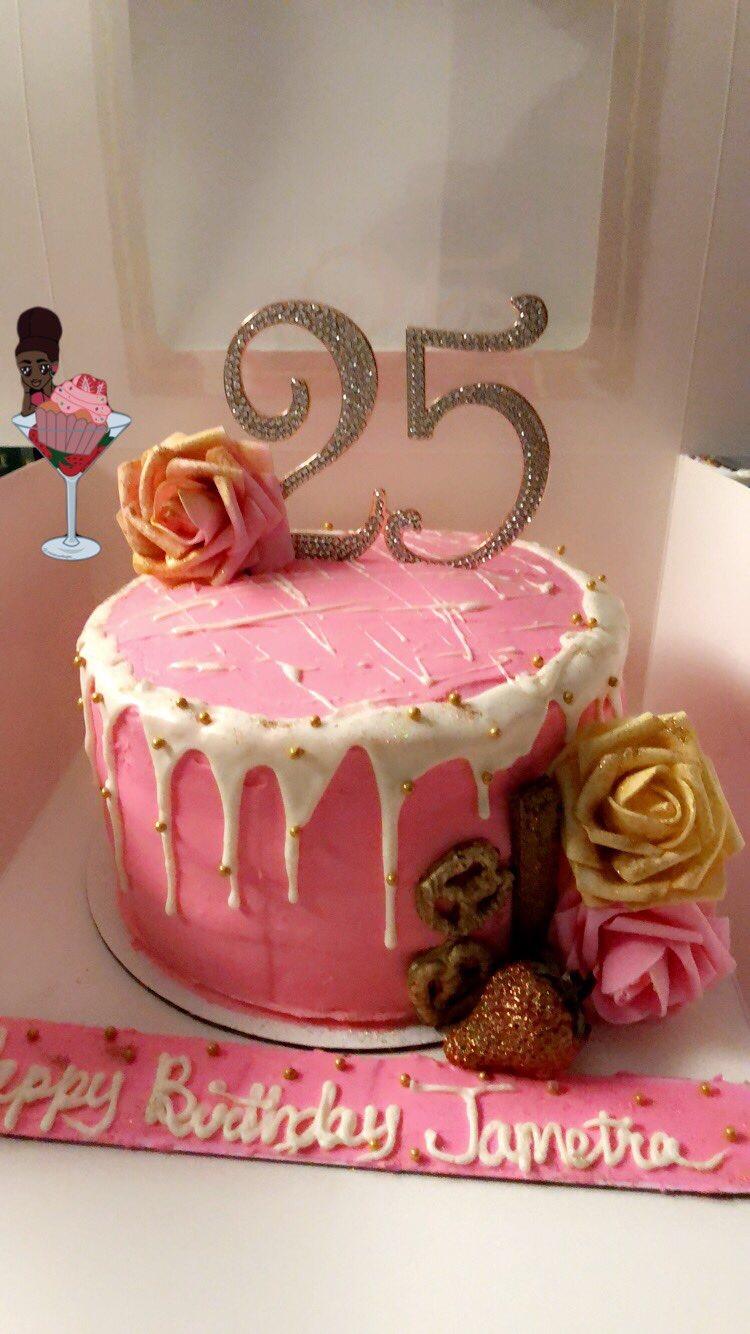 25thbirthdaycake