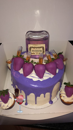 purpledripcake