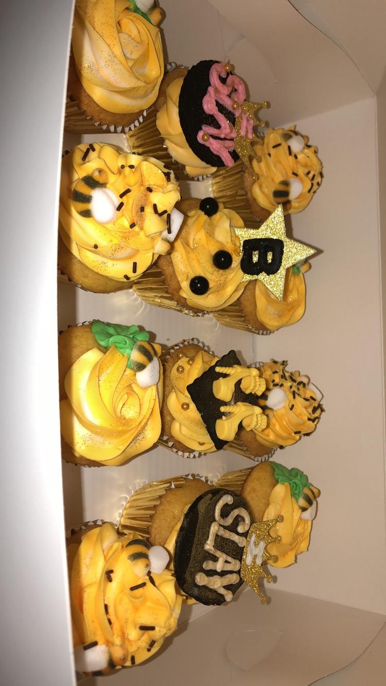 beyonceinspiredcupcakes