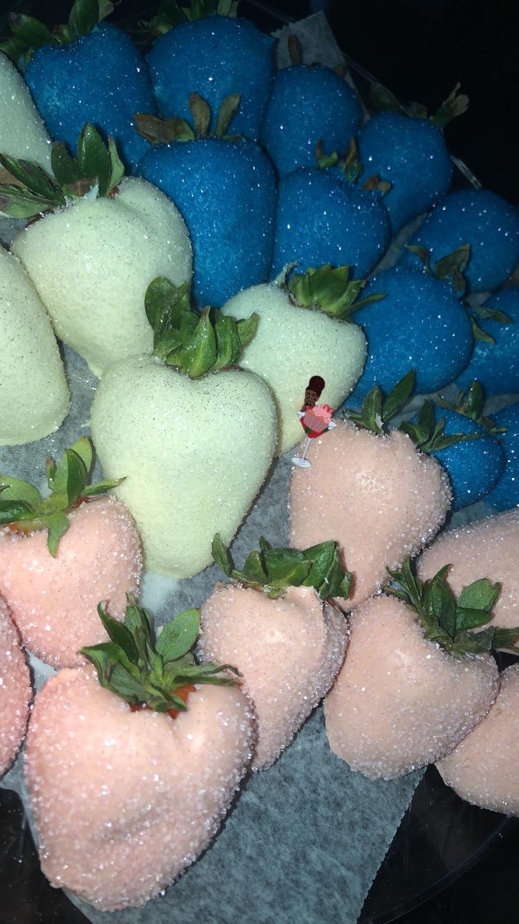 sparkleberries