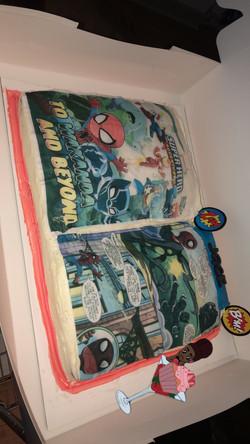 comicbookcake