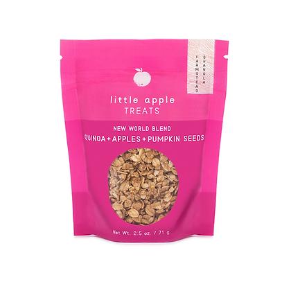 Little Apple Treats-New World Blend Mini Granola