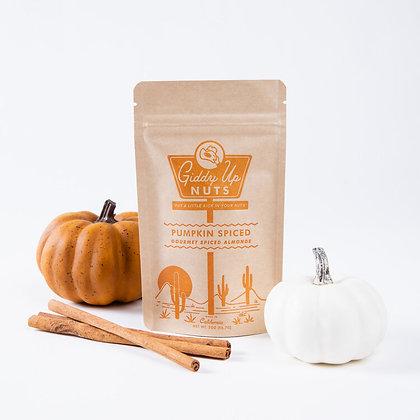 2 OZ SNACK SIZE BAG-Pumpkin Spice