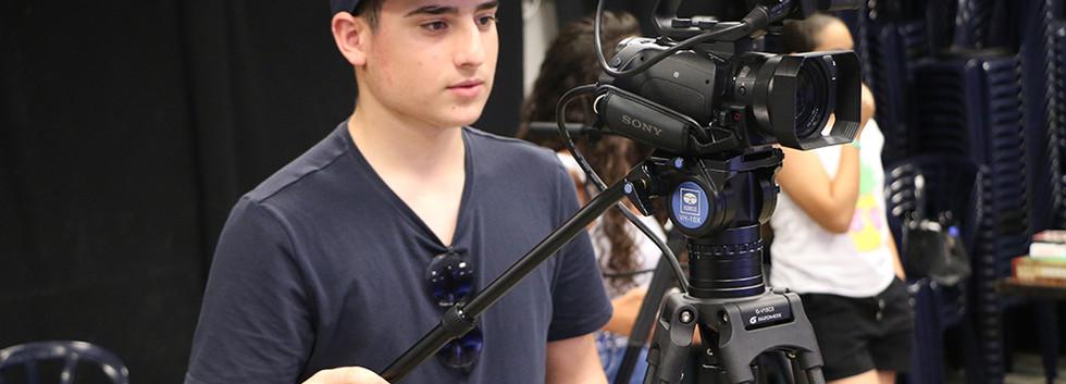 קורס הפקות קולנוע איי-קאט עכו