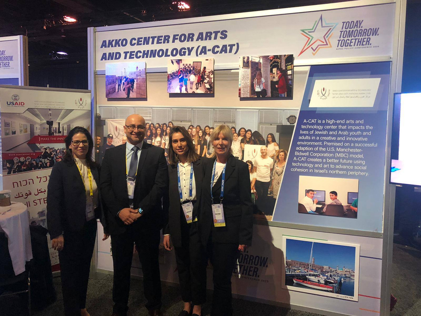 ACAT Center attended the AIPAC