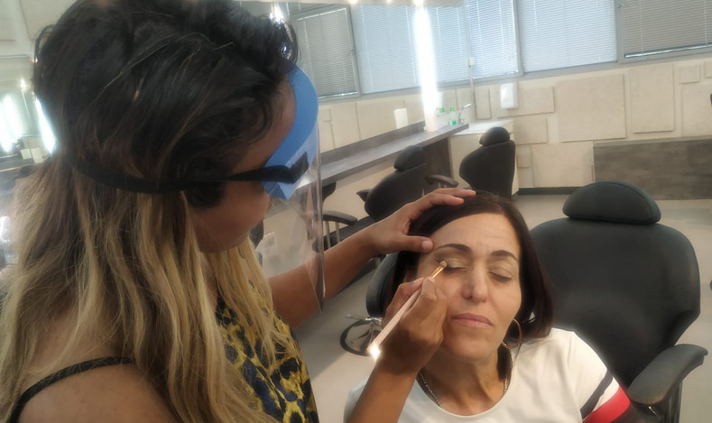 a-cat center proffesional makup course