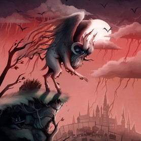 Cursed Beast - Aries Horror