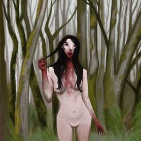 Bloodsucker Witch