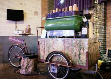 De Koffiekar