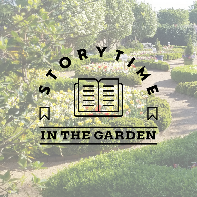 Storytime in the Garden