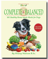 Hilary's Blend Canine Cook Book