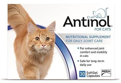 Antinol for Cats - 30 SoftGels
