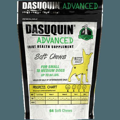 Dasuquin Advanced Soft Chews for Small to Medium Dogs