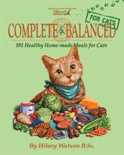Hilary's Blend Cat Cook Book