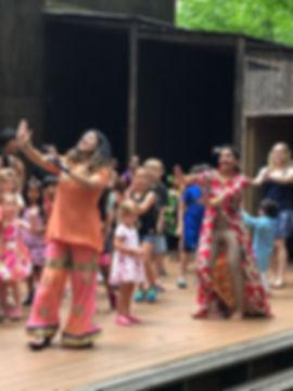 Rhythmaya Bollywood Dance Kids Hip-Hop Vienna VA Wolftrap Tysons Corner