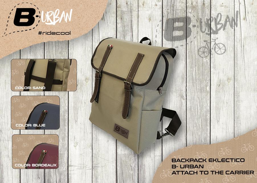 B-URBAN elektico Backpack