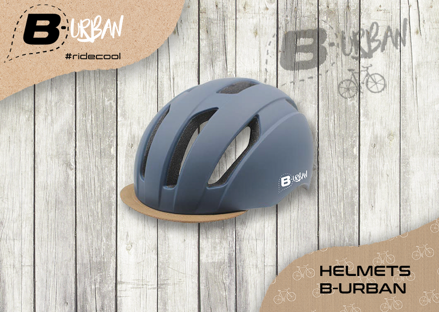 B-URBAN Helmet 1