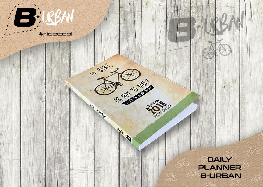 B-URBAN Daily Planner