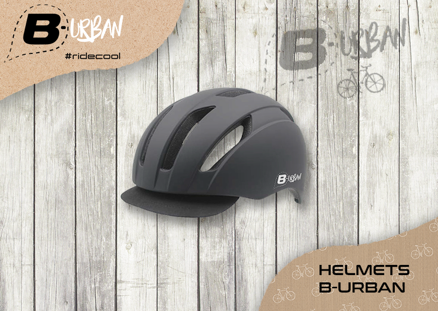 B-URBAN Helmet 2