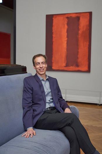 Mark Rothko: vous avez tout faux ! Christopher Rothko revient sur l'œuvre de son père à l'oc