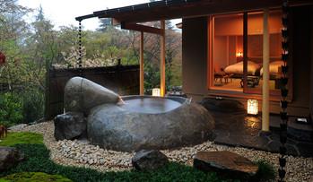 Gôra Kadan****, onsen et sculpture park - Japon