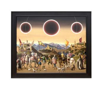 L'artiste Laurent Grasso décrypte son travail en amont d'Art Basel.