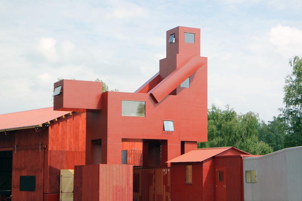 Domestikator, par Atelier Van Lieshout