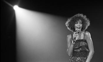Whitney Houston: le biopic choc