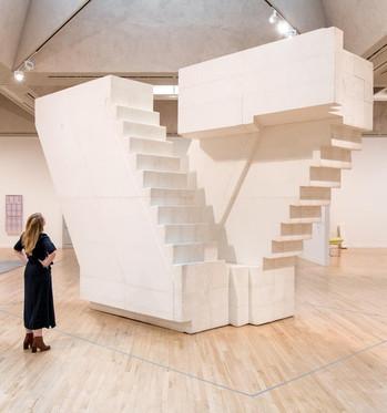 Qui est Rachel Whiteread, 1ère femme à gagner le Turner Prize, exposée en ce moment à la Tate Britai