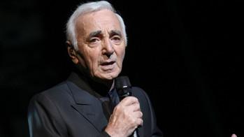 Bon anniversaire MonsieurAznavour !