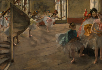 La National Gallery et Degas: ode à la couleur