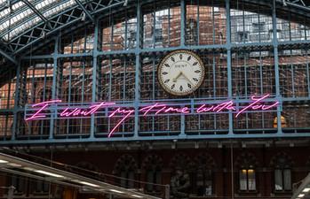 Tracey Emin: un message d'amour à l'Europe