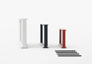Serif, la TV imaginée par Ronan et Erwan Bouroullec