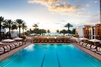 Soleil et fiesta à Nobu Eden Roc**** - Miami Beach